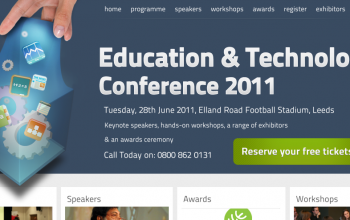 Attend the free Education and Technology Conference 2011