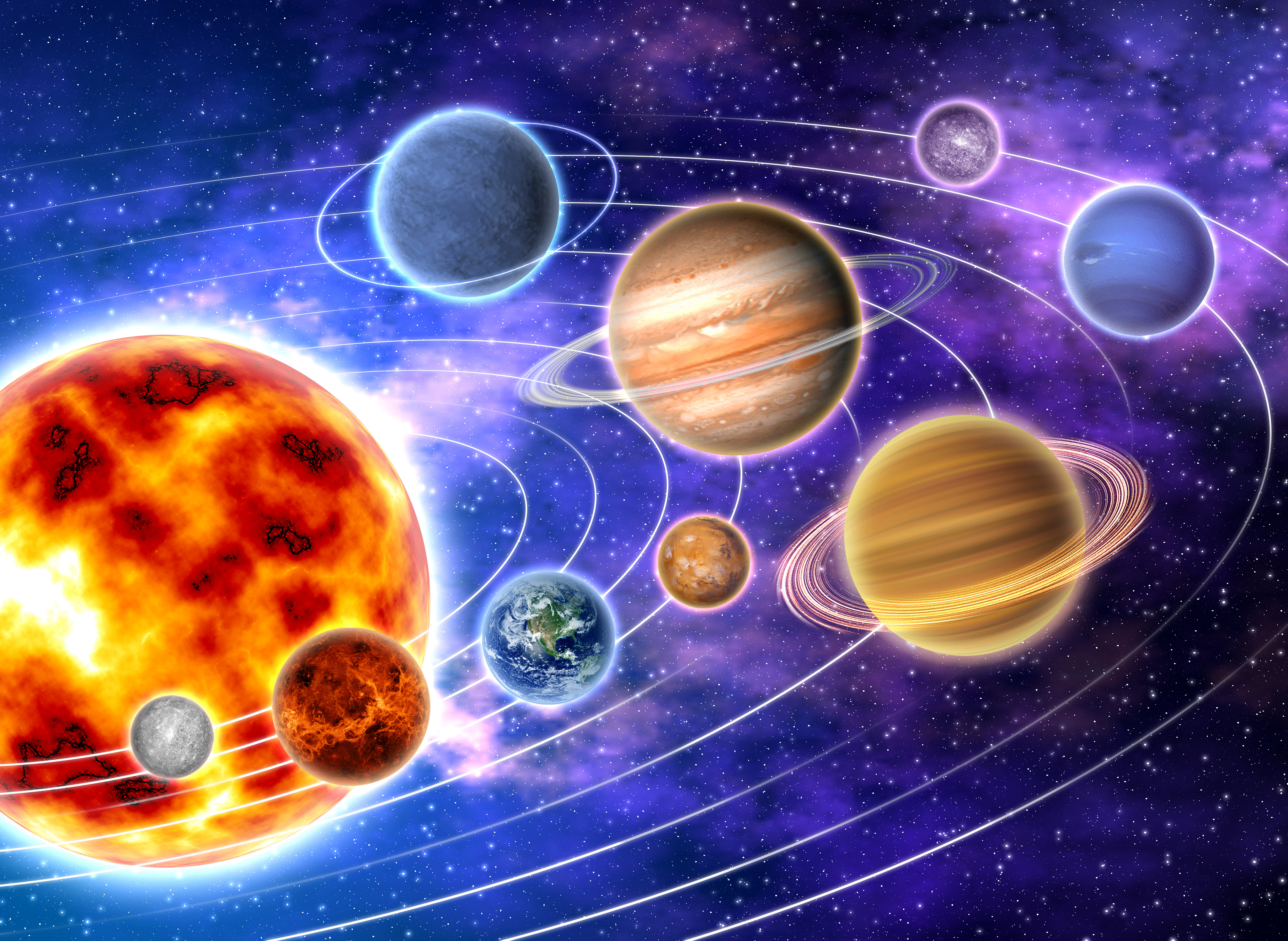 Reprogram Your Life Using The Power of The Planets ...