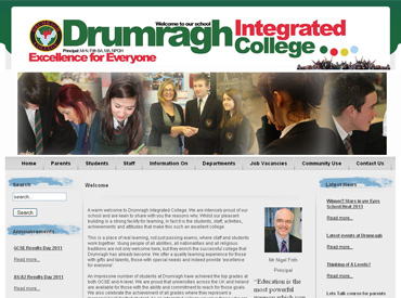 Our bespoke service will make your school website unique ...