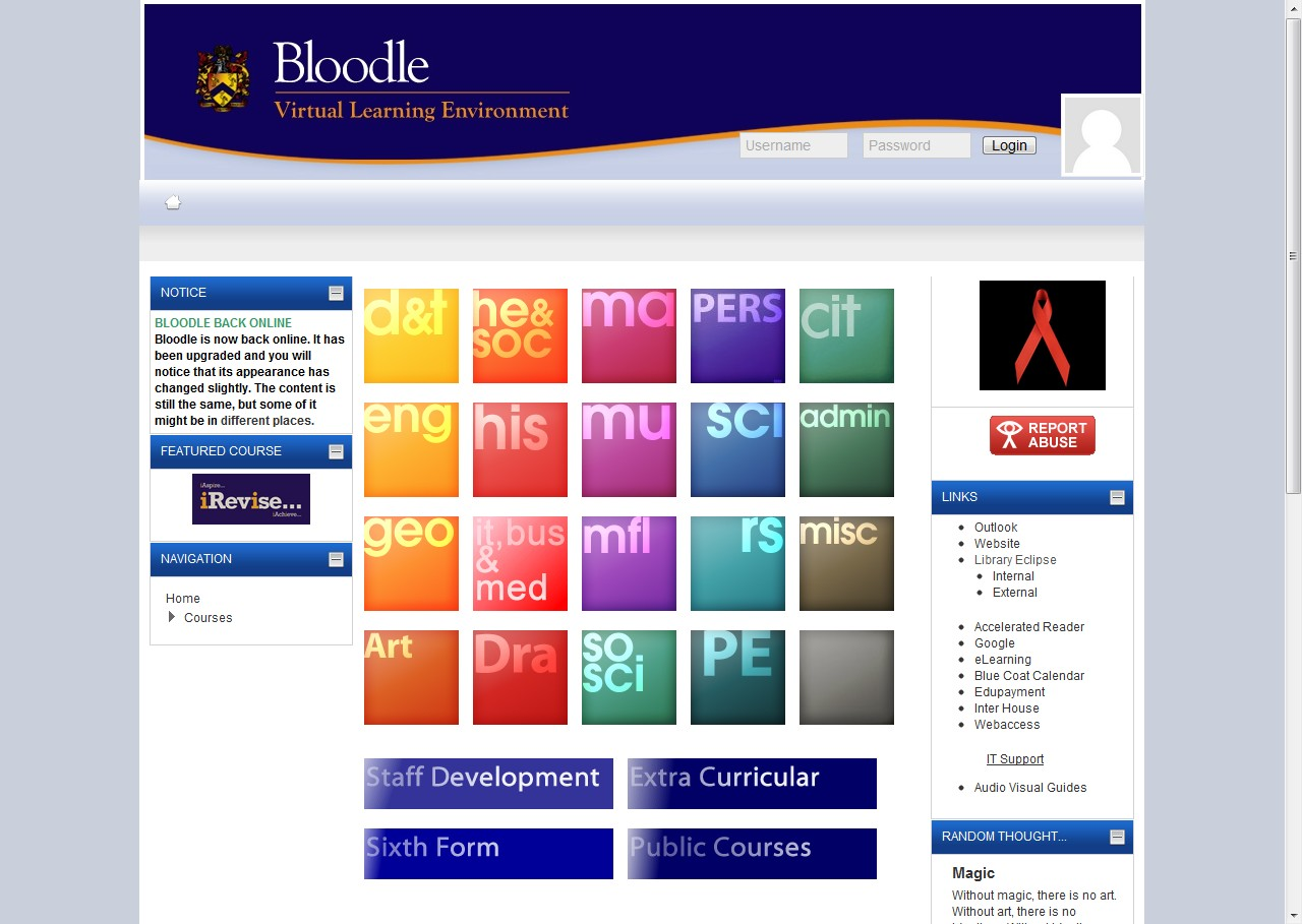 Meet the needs of your school with a customised Moodle ...