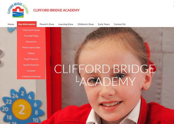 Clifford Bridge Academy School Websites