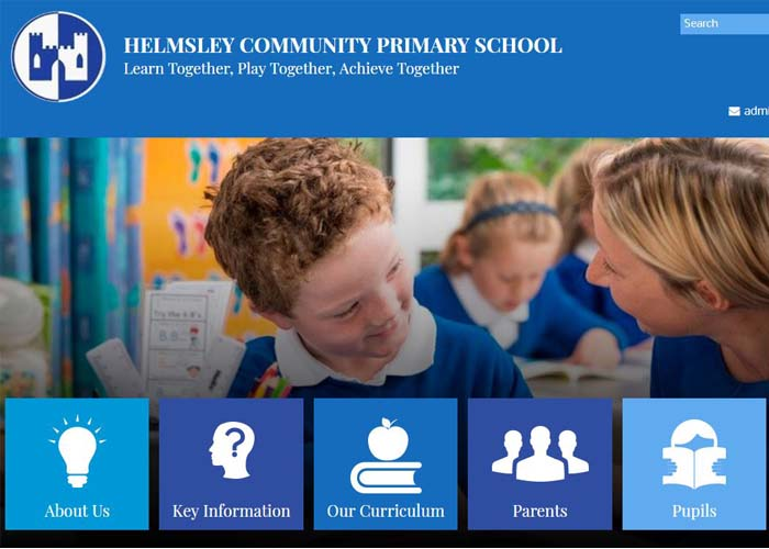 Helmsley Community Primary School Website