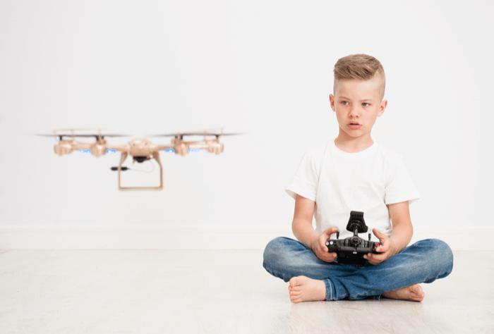 drone technology for school website design