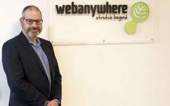 Michael Marks Webanywhere managing director