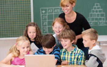 primary school websites