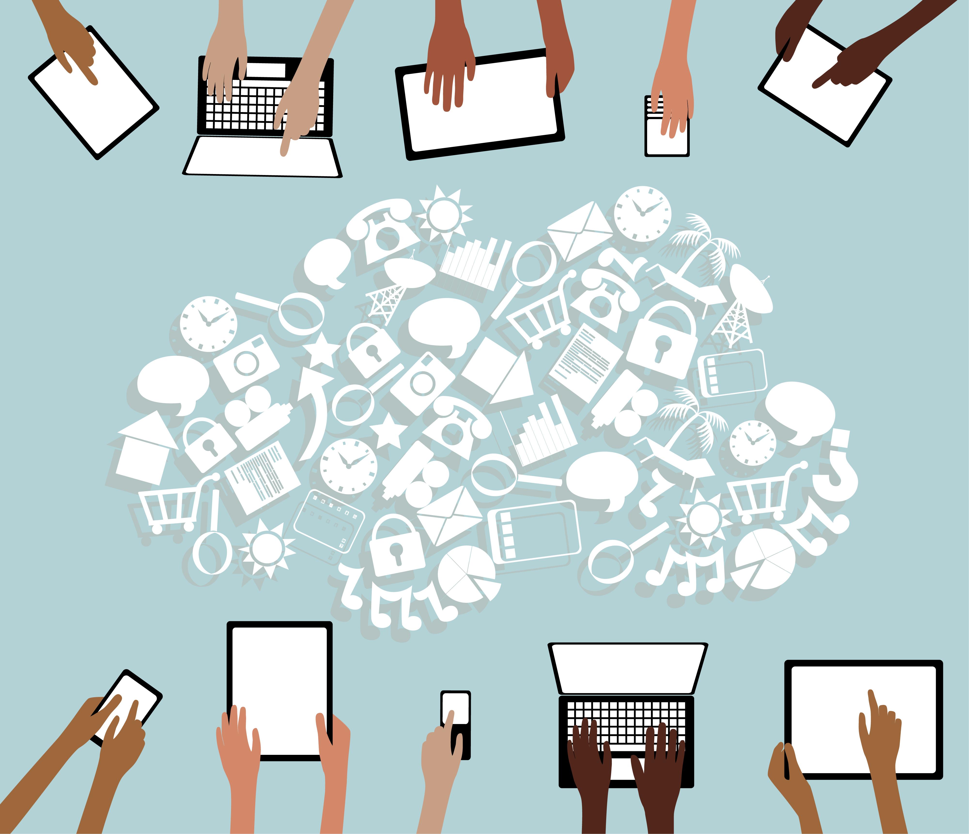 Disruptive Technology VLE