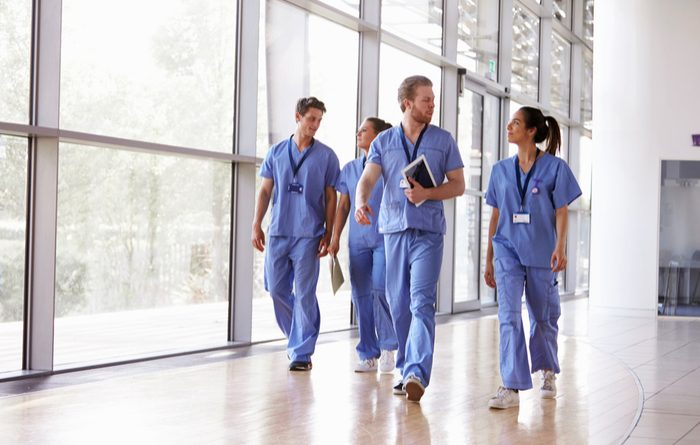 Healthcare Professionals in Learning