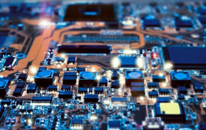 corporate training electronics