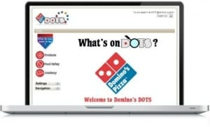 dominos elearning