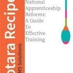 Totara Recipe 3 | Apprenticeships | Thumbnail