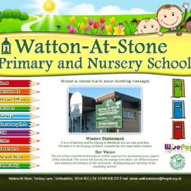 Watton-At-Stone Primary and Nursery School