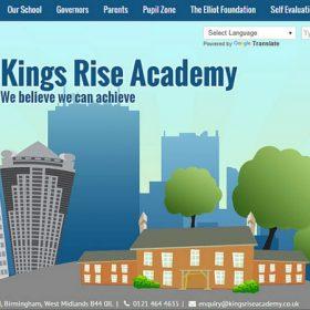 kings rise academy birmingham