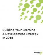 Building your learning and development strategies in 2018