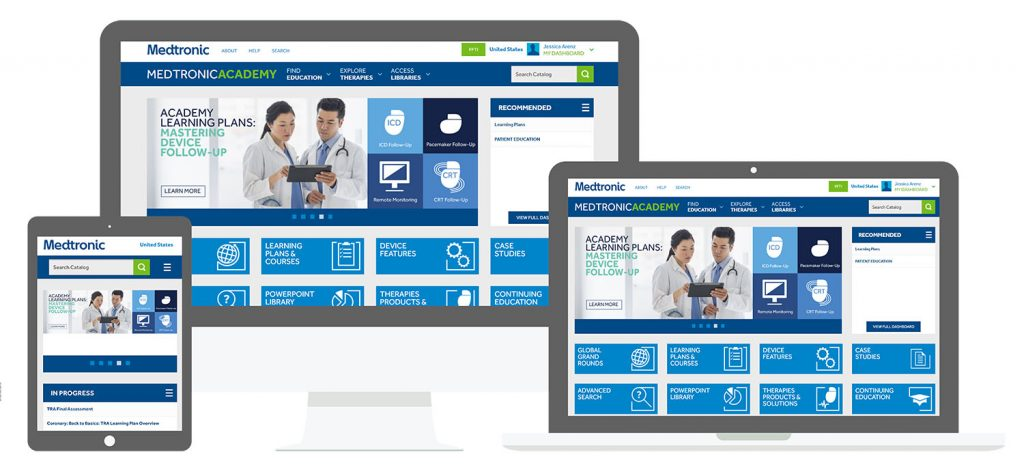medtronic totara learn lms