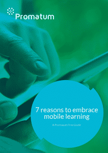 7 reasons to embrace mobile learning