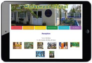 monksmead school website