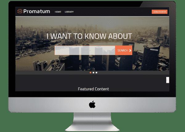 promatum knowledge sharing