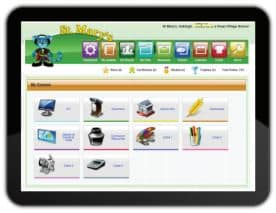 st mary elearning platform